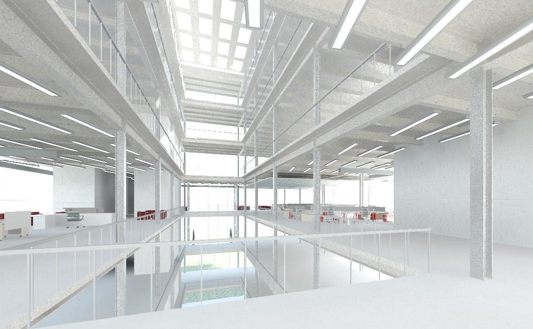 3D Interior View 3