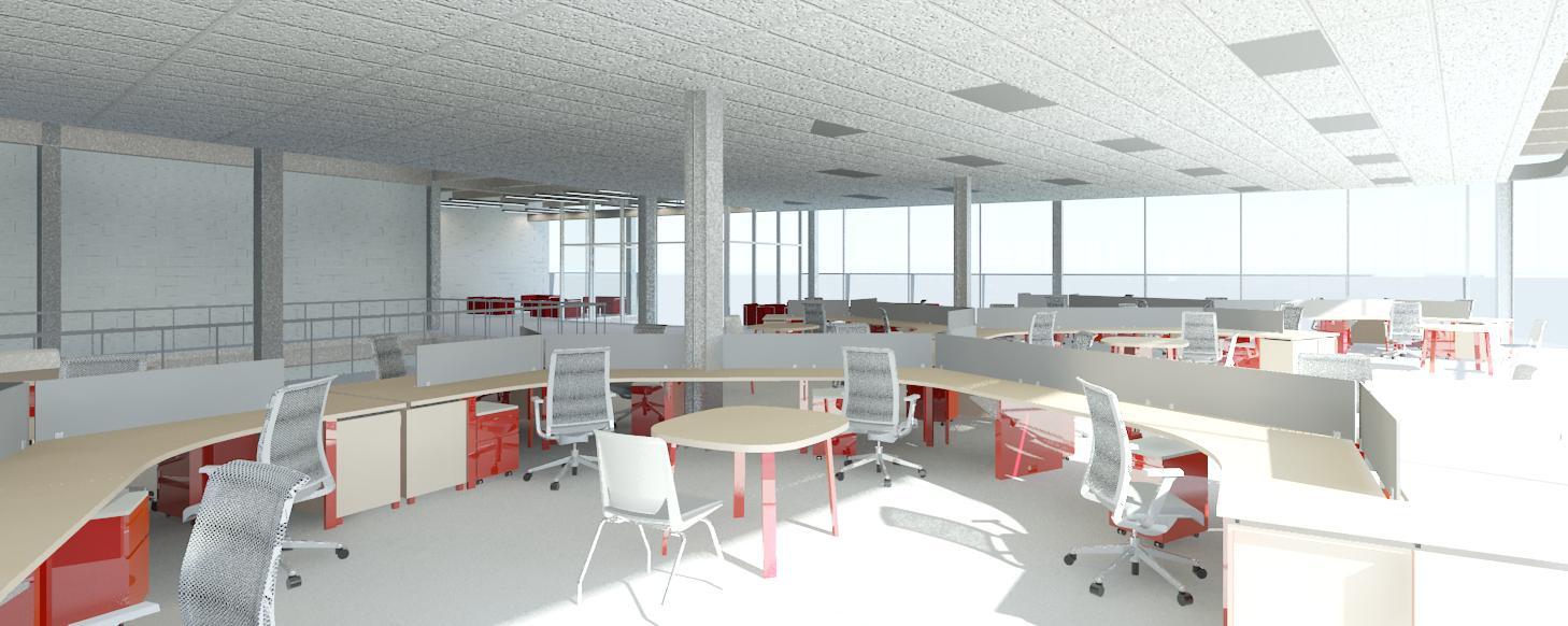 3D Interior View 6